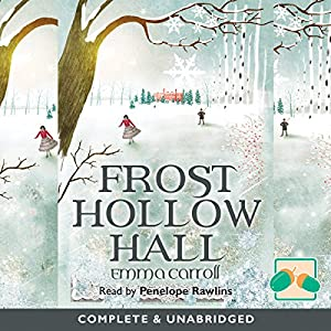 Frost Hollow Hall Audiobook