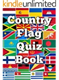 Country Flag Quiz Book - 204 Flags, how many do you know?