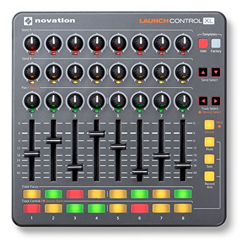 Novation Launch Control XL Mixer