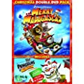 Merry Madagascar & Penguins of Madagascar Christmas Caper [DVD]