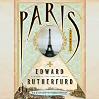 Paris: The Novel (       UNABRIDGED) by Edward Rutherfurd Narrated by Jean Gilpin