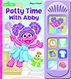 img - for Potty Time with Abby Cadabby book / textbook / text book