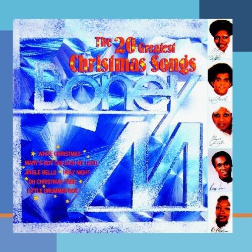 The 20 Greatest Christmas Songs - Boney M Album Lyrics Mp3 Download | Zortam Music