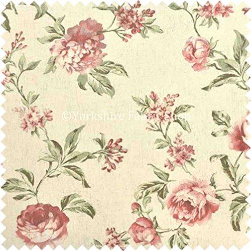 impresion-en-color-rosa-diseno-de-flores-rojo-chenilla-tapiceria-muebles-muebles-cortina-tela-de-tip