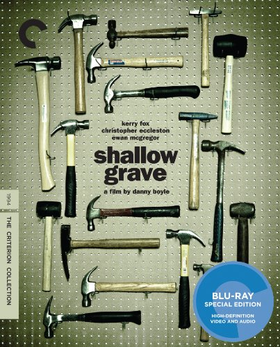 Cover art for  Shallow Grave (The Criterion Collection) [Blu-ray]