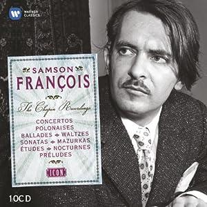Icon - Samson François - The Chopin Recordings