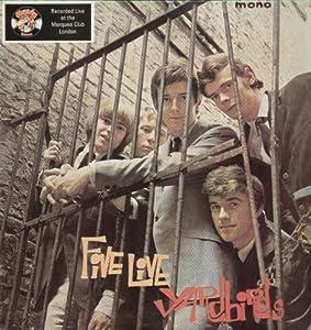 Five Live Yardbirds [VINYL]