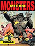 img - for Steve Ditko's Monsters Volume 2: Konga (Ditko Monsters) book / textbook / text book