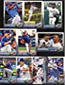 2015 Topps Series 1 Kansas City Royals Baseball Card Team Set - 10 Cards