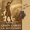 Anne of Green Gables Audiobook by L. M. Montgomery Narrated by Colleen Winton