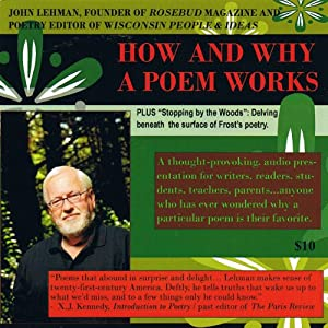 How and Why a Poem Works | [John Lehman]