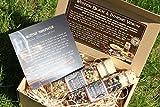 Rucherwerk-Set-Klarheit-Weiter-Blick-Innere-Vision-Valdemar-Manufaktur-Vegan-100-natrlich-keine-Zusatzstoffe-Geschenk-Set-sehr-hochwertig-und-schne-Glas-Verpackung