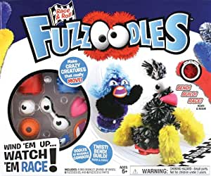 Fuzzoodles Wind-Up Racers Kit