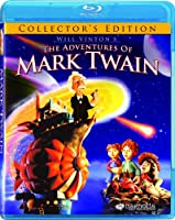 Adventures Of Mark Twain Blu-ray from Magnolia