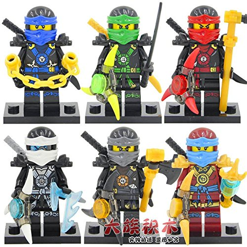 6pcs  (Scout Trooper Costume For Kids)