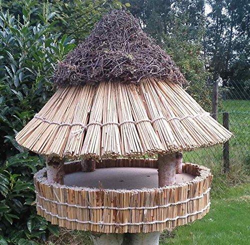 vogelhaus mit reetdach preisvergleiche. Black Bedroom Furniture Sets. Home Design Ideas