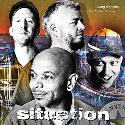 CD : NANG PRESENTS NEW MASTERS SERIES VOL 5 SITUATION - Nang Presents New Masters Series Vol 5: Situation
