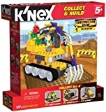 Tomy K'nex Construction Series Excavator Construction Toy