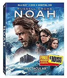 Noah (Blu-ray + DVD + Digital HD)
