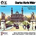 Widor: Symphony 2/Cello Concer