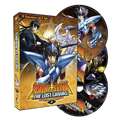Los Caballeros Del Zodiaco: The Lost Canvas - Temporada 2 (Import Movie) (European Format - Zone 2) (2012)