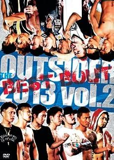 ジ・アウトサイダー 2013 vol.2 ベストバウト [DVD]