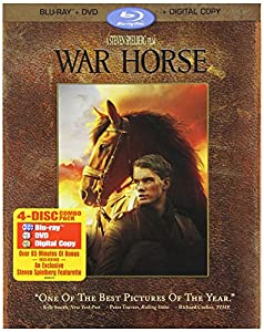 War Horse (4-Disc Combo Pack) [Blu-ray + DVD + Digital Copy] (Sous-titres français)