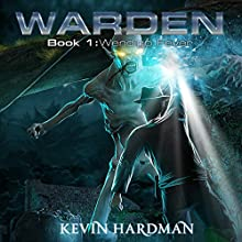 Wendigo Fever: Warden, Book 1 Audiobook by Kevin Hardman Narrated by Mikael Naramore