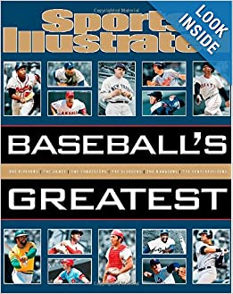 Sports Illustrated Baseball's Greatest by Editors of Sports Illustrated