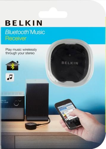 Thiết bị kết nối Bluetooth không dây- Belkin F8Z492TTP Bluetooth Music Receiver.