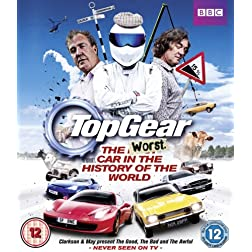 Top Gear Worst Car in the World Ever [Blu-ray]