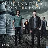 Supernatural 2015 Wall Calendar: The Television Series (English and English Edition)