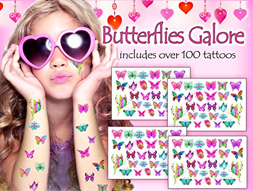 Butterflies Galore