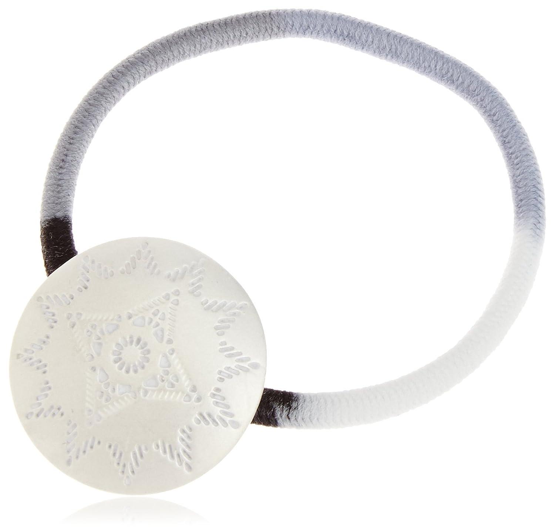 Amazon.co.jp: [ビューティーアンドユースユナイテッドアローズ] BEAUTY&YOUTH UNITED ARROWS BYSF magnet マットコンチョ ヘアゴム 18345990662 Silver フリー: Amazonファッション