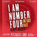 I Am Number Four: The Lost Files: Rebel Allies (       UNABRIDGED) by Pittacus Lore Narrated by Johnathan McClain, Cherise Boothe