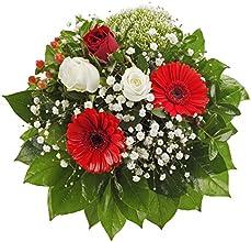 Blumenstrauß Gruß von Herzen - LIEFERUNG ZWISCHEN 12.-13.02.2016
