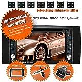 2DIN-Autoradio-CREATONE-V-336DG-fr-Mercedes-Vito-W639-042006-052014-mit-Audisystem-5-und-20-Mopf-mit-GPS-Navigation-Europa-Bluetooth-Touchscreen-DVD-Player-und-USBSD-Funktion