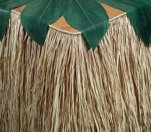 raffia-table-skirting-party-table-decoration