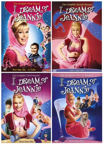 I Dream Of Jeannie: Seasons 1-4