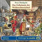 Das Geheimnis der Weihnachtswichtel   Sven Nordqvist