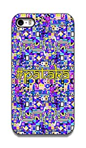 The Racoon Grip printed designer hard back mobile phone case cover for Apple Iphone 4/4s. (Pataka)