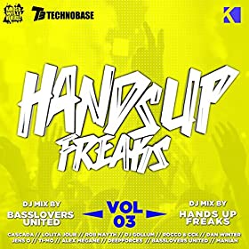 Various Artists -Hands Up Freaks, Vol. 3