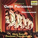 Offenbach: Gaite Parisienne/Ibert: Divertissement