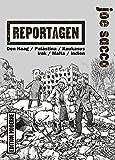 Reportagen (303731107X) by Joe Sacco
