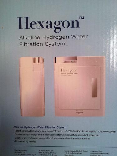 Amazon Com Hexagon Alkaline Hydrogen Water Filter