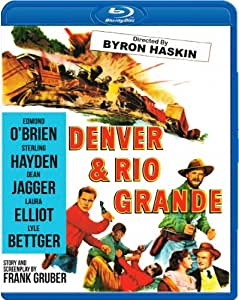 Denver and Rio Grande [Blu-ray]