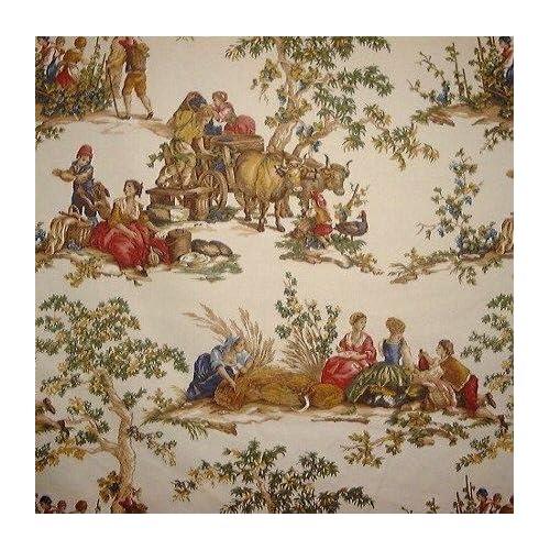 "Amazon.com : 54"" Wide Fabric ""Guinevere, Color Beige"
