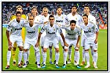 Shopolica Real Madrid FC Poster (Real-madrid-fc-poster-1503)