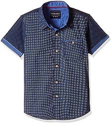 Cherokee Boys' Shirt (267983801_Navy_13 - 14 years)