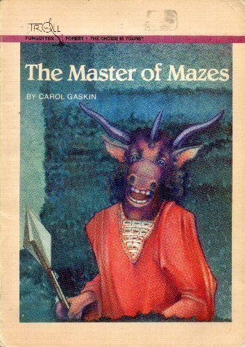 The Master of Mazes (Forgotten Forest) (Masters Of The Maze compare prices)